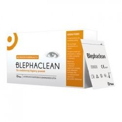 Blephaclean hipoalergiczne chusteczki do pielęgnacji brzegów powiek 20 szt.