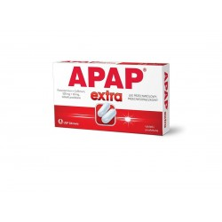 Apap Extra  tabletki powlekane 10 tabl. powl.