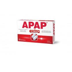 Apap Extra  tabletki powlekane 50 tabl. powl.