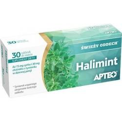 Halimint Apteo tabletki do ssania 30tabl.