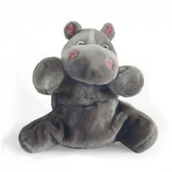 Termofor gumowy w pokrowcu Hipopotam 0,7l