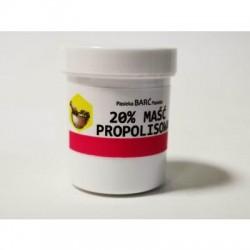 Maść propolisowa 20% 20g