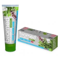 BIOMED BIOCOMPLEX pasta odświeżająca o bogatej zawartości ekstraktów roślinnych 100 g