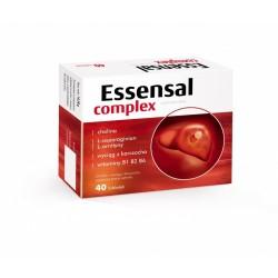 Essensal Complex tabletki 40 tabl.