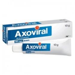 Axoviral krem 10g