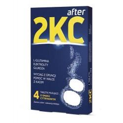 2KC After tabletki musujące 4 tabl.