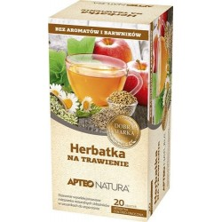 Herbatka na trawienie Apteo saszetki 20sasz.