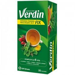 Verdin Fix herbatka saszetki 20 sasz.