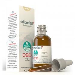 Cibdol Olejek CBD 4% 50ml
