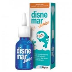 Disnemar Junior Izotoniczny roztwór soli mineralnych 25ml
