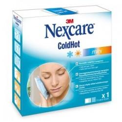 Nexcare ColdHot Mini okład żelowy ciepło- zimno 11cm x 12cm 1szt
