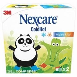 Nexcare ColdHot Kids okład żelowy ciepło - zimno 11cm x 12 cm 1szt