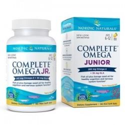 Complete Omega Junior kapsułki 60 kaps.