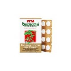Vita Buerlecithin drażetki 36 drażetek