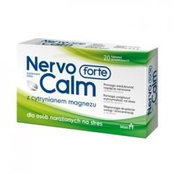 NervoCalm Forte tabletki powlekane 20 tabl.