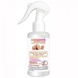 Ducenti Lice&Nits Spray na wszy i gnidy 120ml
