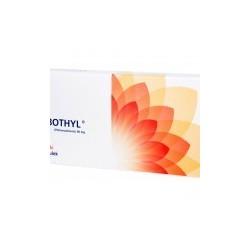 Albothyl globulki dopochwowe 90 mg 6 globulek