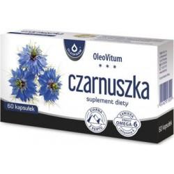 Czarnuszka OleoVitum kapsułki 60kaps.