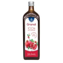 Gran 100% sok z owoców granatu pasteryzowany 980ml
