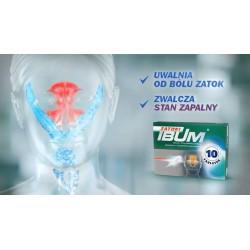 Ibum Zatoki tabletki 10 tabl.