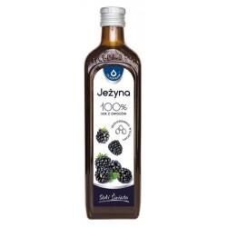 Jeżyna 100% sok z owoców 490ml