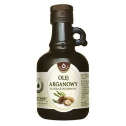 Olej arganowy nierafinowany 250ml