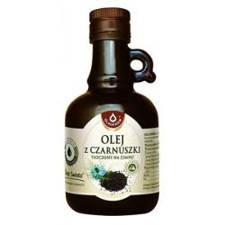 Olej z Czarnuszki tłoczony na zimno 250ml
