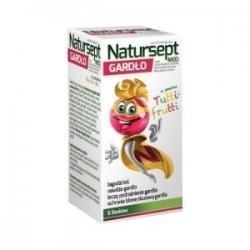 Natursept Med lizaki o smaku tutti frutti 6 lizaków