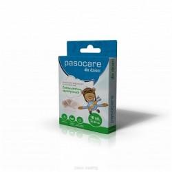 Pasocare Zestaw plastrów okulistycznych dla dzieci 10szt.
