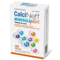 Calcineff Minerals tabletki 30 tabl.