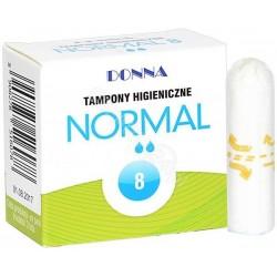 Donna Normal tampony higieniczne 8szt.