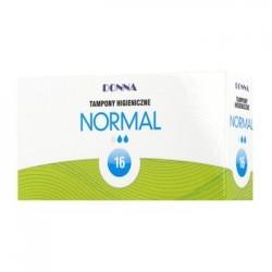 Donna Normal tampony higieniczne 16szt.