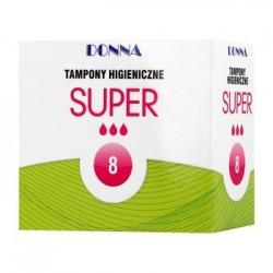 Donna Super tampony higieniczne 8szt.