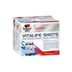 Doppelherz System Vitalife shot ampułki 30szt.