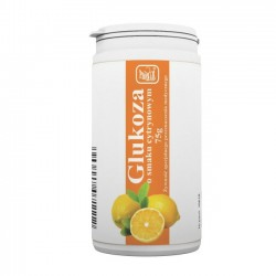 Glukoza proszek 75 g