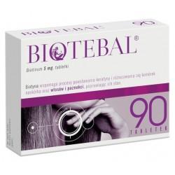 Biotebal 5 mg tabletki 90 tabl.