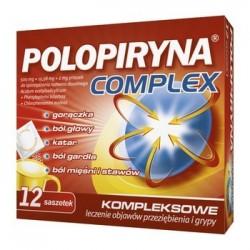 Polopiryna Complex saszetki 12sasz.