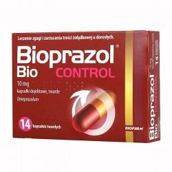 Bioprazol Bio Control 10 mg kapsułki twarde 14 kaps.