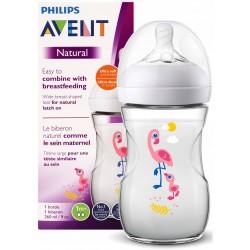 AVENT Natural Butelka do karmienia 1m+ 260 ml
