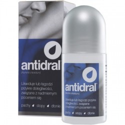 Antidral Teva płyn na skórę roll-on 50 ml
