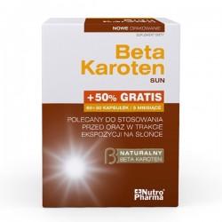 Beta Karoten Sun kapsułki 90 kaps.