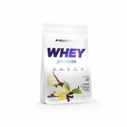 Whey Protein proszek o smaku waniliowym 908g