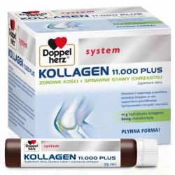 Doppelherz system Kollagen 11.000 Plus ampułki 25ml x 30szt.