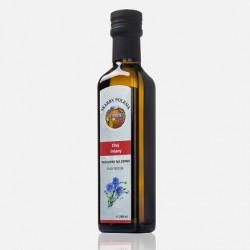 India Olej lniany tłoczony na zimno 250ml