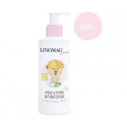 LINOMAG Antybakteryjne mydło w płynie 200 ml