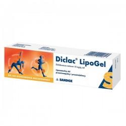 Diclac LipoGel 10 mg/ g żel 100 g