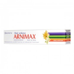 Maść arnikowa Arnimax 40 g