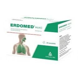 Erdomed Muko 225 mg proszek do sporządzania zawiesiny doustnej 20sasz.