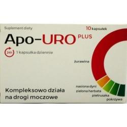 Apo-Uro Plus kapsułki 10 kaps.