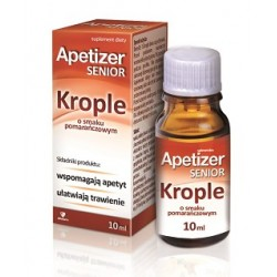 Apetizer Senior krople 10 ml